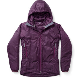 Houdini Mrs Dunfri Jacket Women pumped up purple